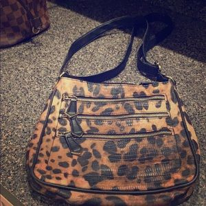 A Cheetah purse